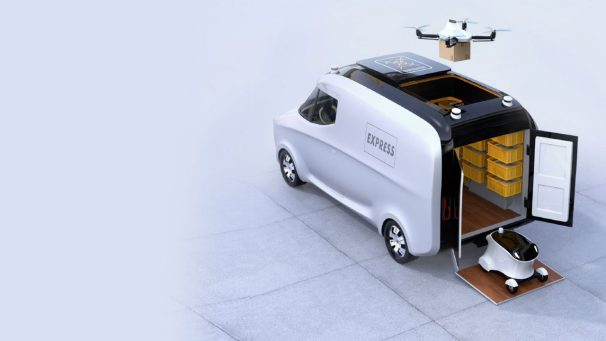 Autonomy delivers: An oncoming revolution in the movement of goods - thumbnail image