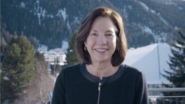 Lynne Doughtie reports from Davos - thumbnail image